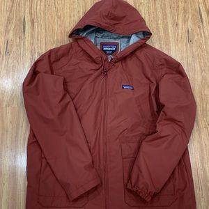 Patagonia Jacket Isthmus Warm Windbreak